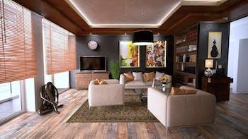 Dream Living Room Interior